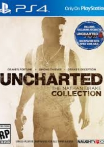 Game - Uncharted Collection - PS4