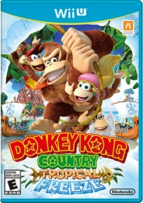 Game - Donkey Kong country