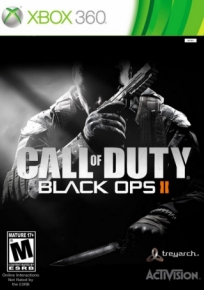Game - Call of Duty Black Ops 2 - Xbox 360