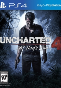 Game - Uncharted 4 - Ps4