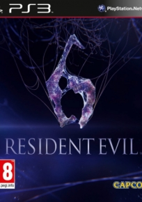 Game - Resident 6 - PS3