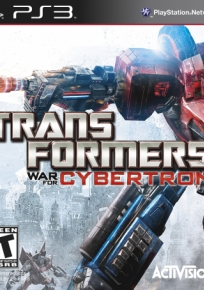 Game - Transformers War for Cybertron - PS3