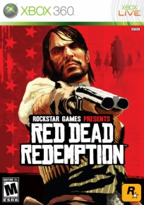 Game - Red Dead Redemption - Xbox 360
