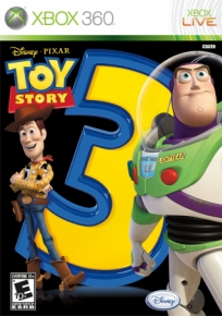 Game - Toy Story 3 - Xbox 360