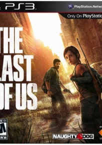 Game - The Last Of Us - PS3